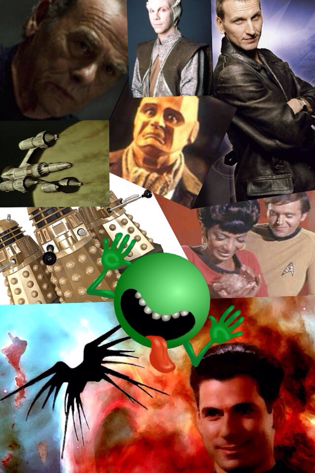 Sci-Fi Collage 9