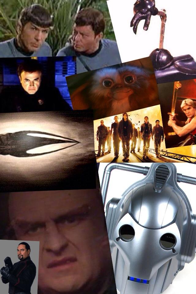 Sci-Fi Collage 5