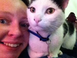 Cat the Younger and Me